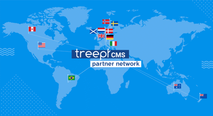 Treepl is now officially present in 13 countries!