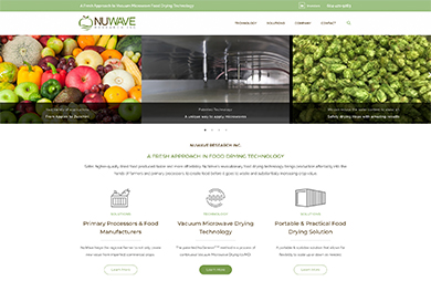 CMS Web Design Showcase